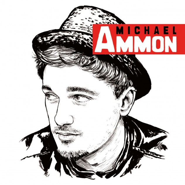 Michael Ammon EP CD Front (c) Michael Ammon 2015