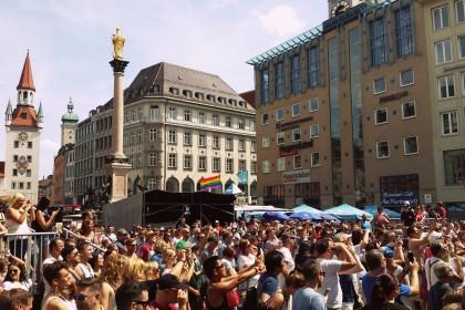 CSD München 2015 (c) Michael Ammon 2015